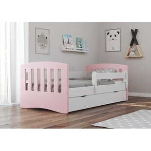 Lauryn Convertible Toddler Bed With Drawers By Zipcode Design