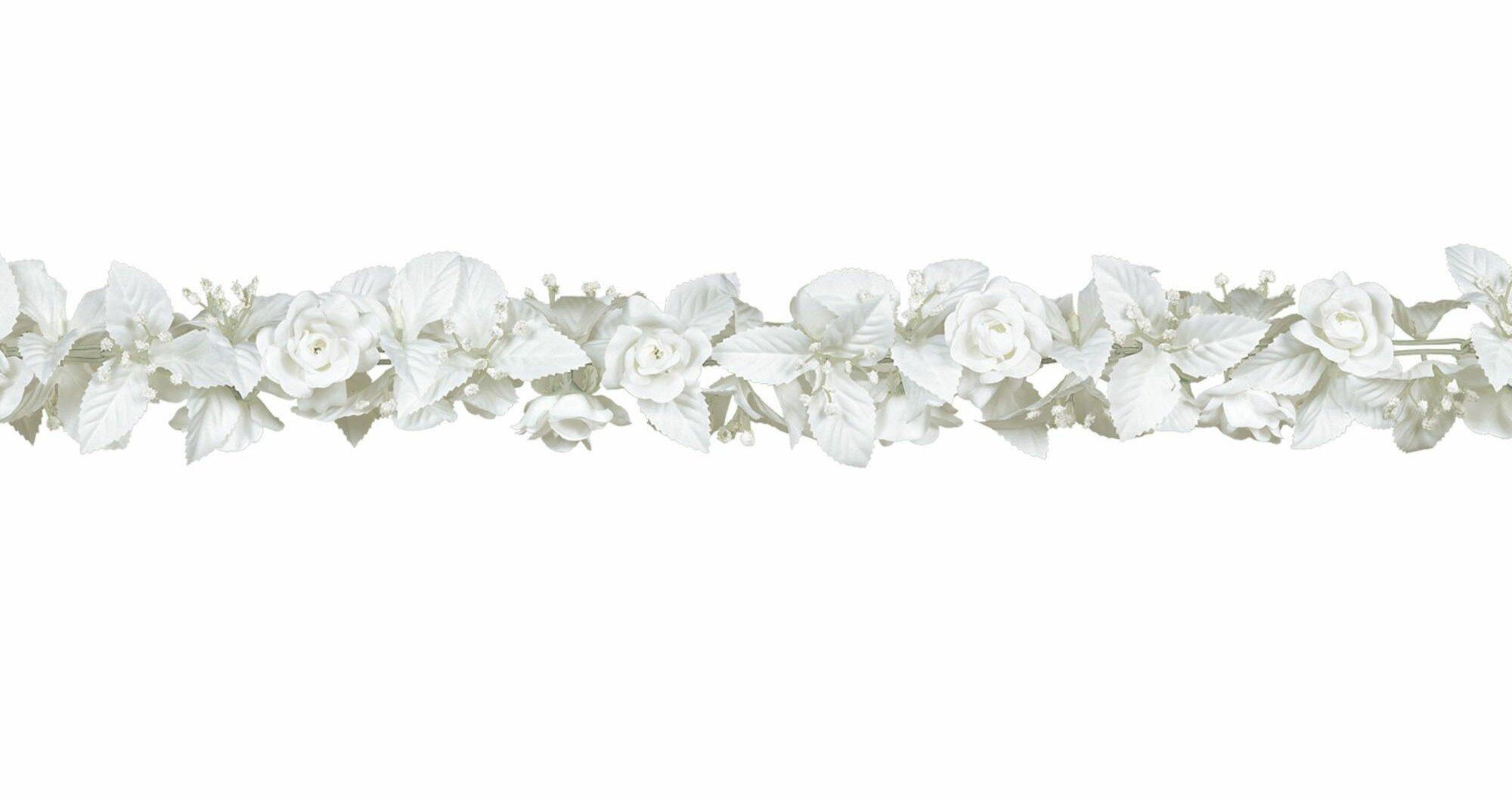 Amscan 225702 Wedding Garland One Size White
