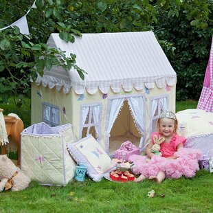 Win Green Butterfly Cottage Playhouse