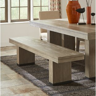 Loon Peak Kadence Wood Bench