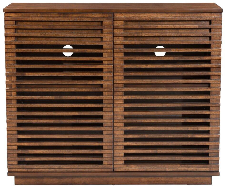 Brayden Studio Chloe 2 Door Cabinet Reviews Wayfair