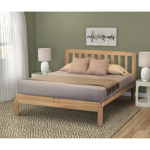 Corlyn Platform Bed by Turn on the Brights