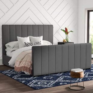 Price comparison Northville Upholstered Platform Bed by Mercury Row Reviews (2019) & Buyer's Guide