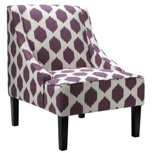 Celene Slipper Chair by Cortesi Home