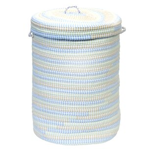 Order Ticking Laundry Hamper By Colonial Mills