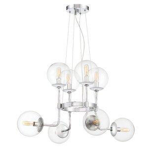 Caudill 8-Light Chandelier by Orren Ellis