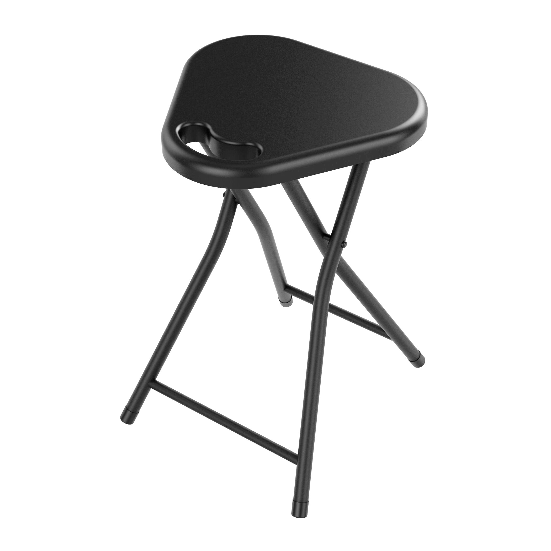 Dar Folding Stool with Handle & Reviews
