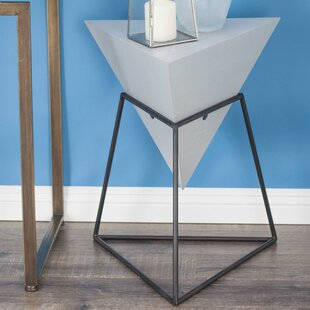 Inexpensive Welles End Table ByMercury Row