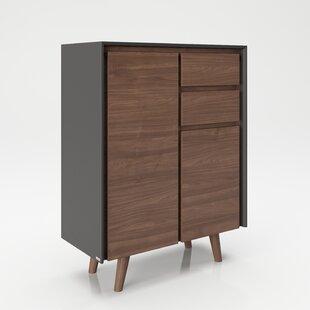 Victoria 2 Drawer Dresser By PLAYBOY