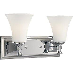 Winston Porter Balderston 2-Light Vanity Light