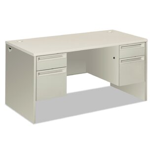 38000 Series Double Pedestal Desk