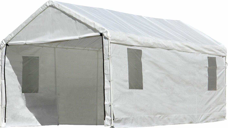 Max AP Side Wall  sc 1 st  Wayfair & ShelterLogic Max AP Side Wall u0026 Reviews   Wayfair