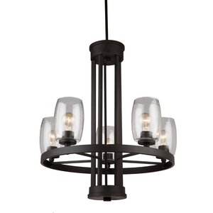 Nelly 5-Light Candle-Style Chandelier