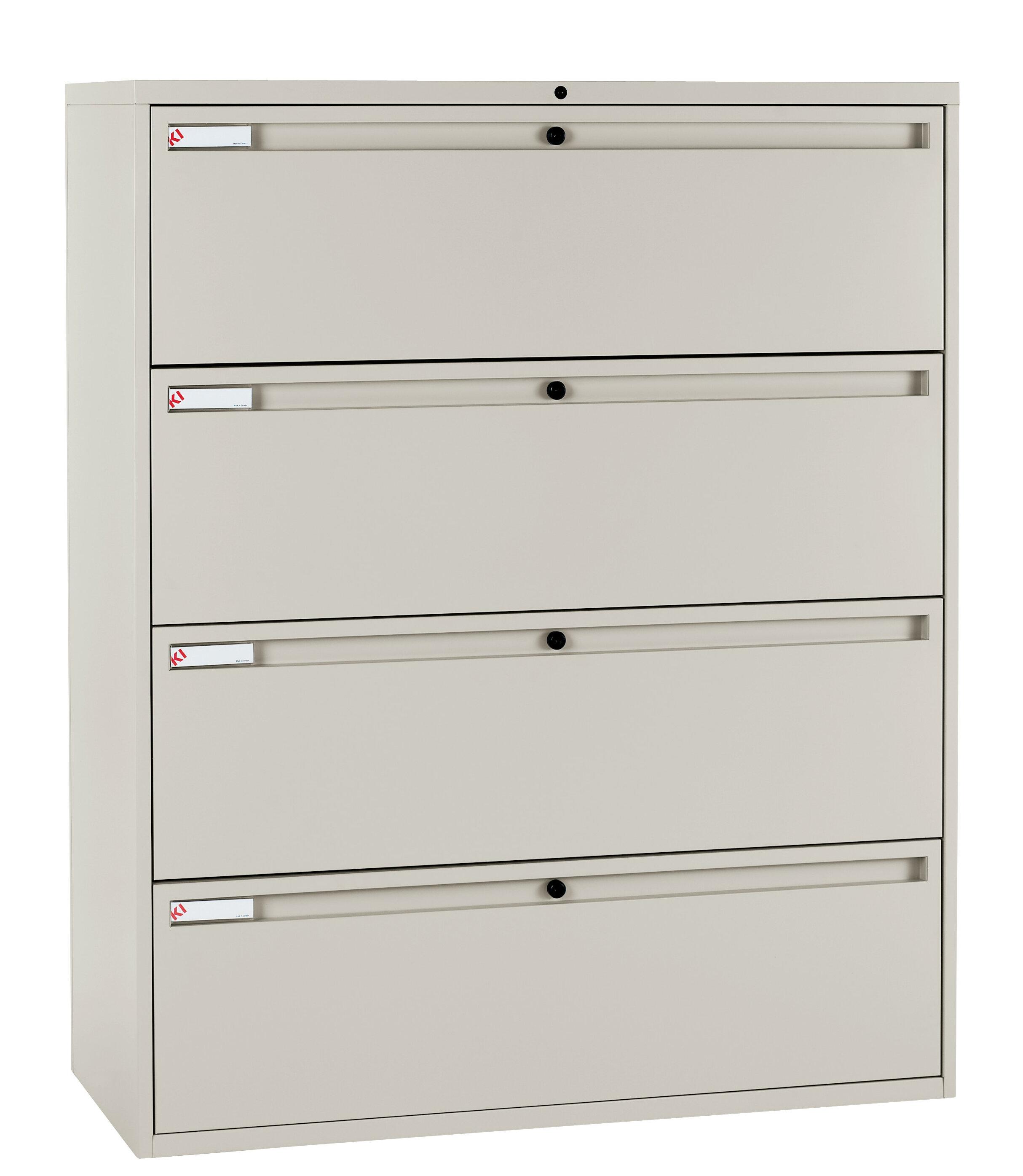super popular 97385 becf7 700 Series 4-Drawer Vertical Filling Cabinet