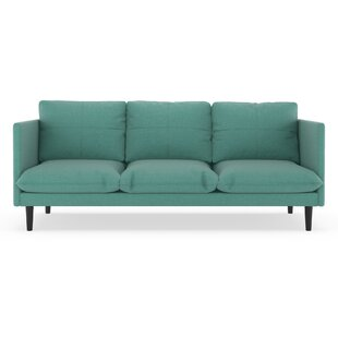 Shop Coutee Linen Weave Sofa by Corrigan Studio