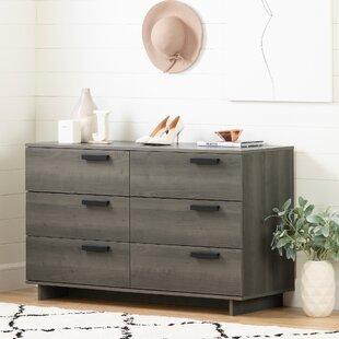 Cavalleri 6 Drawer Standard Dresser