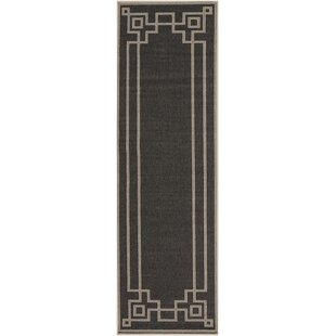 Amherst Black Area Rug