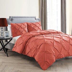 pink bedroom sets. Uma Duvet Set Pink Bedding Sets You ll Love  Wayfair