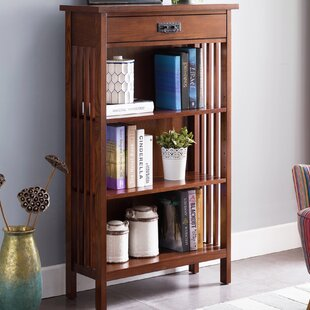 Beachley Standard Bookcase Canora Grey