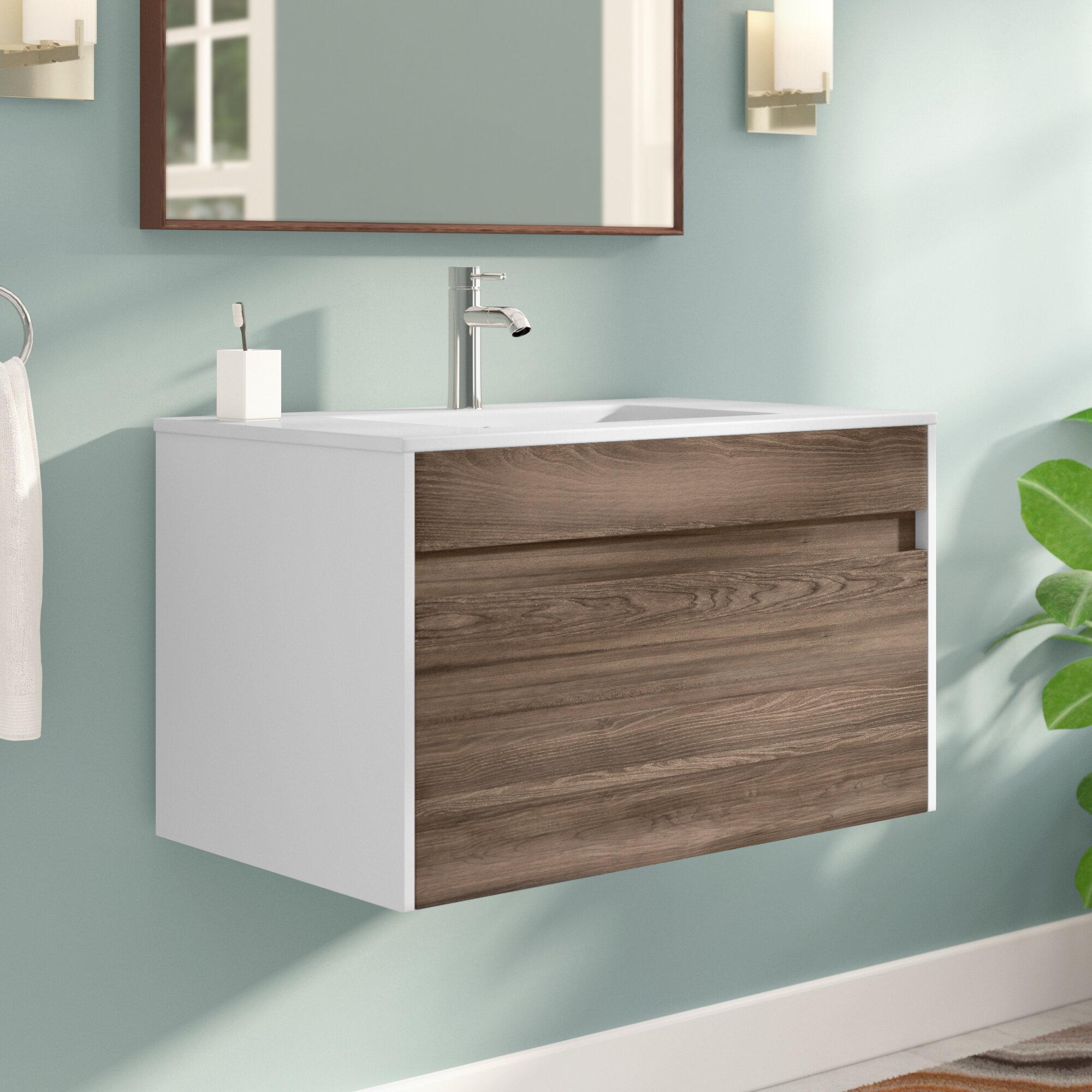 Ivy Bronx Frida 30 Single Bathroom Vanity Reviews Wayfair