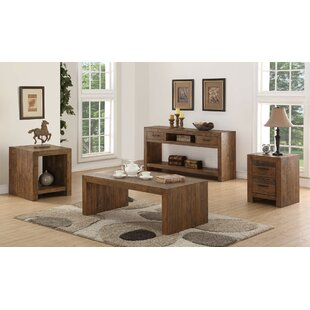 Craigsville 4 Piece Coffee Table Set