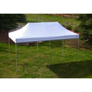 10 Ft. W x 20 Ft. D Aluminum Party Tent by UnderCover