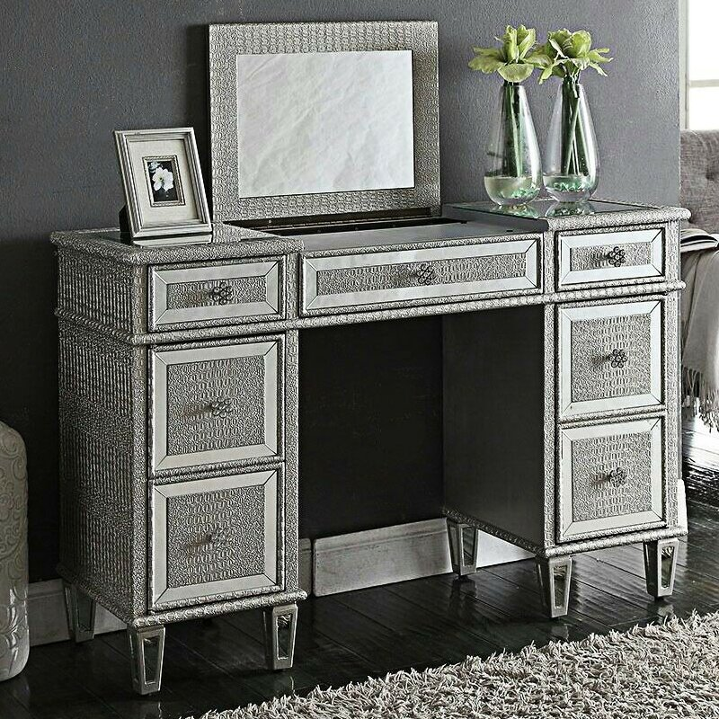 Sofia Dressing Table With Mirror