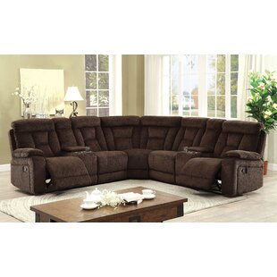 Webb Reclining Sectional by Re..