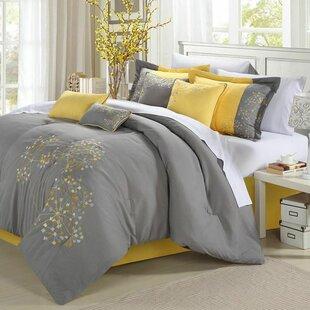 Baltimore-Washington 8 Piece Comforter Set