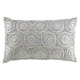 Herefordshire Cotton Lumbar Pillow by House of Hampton