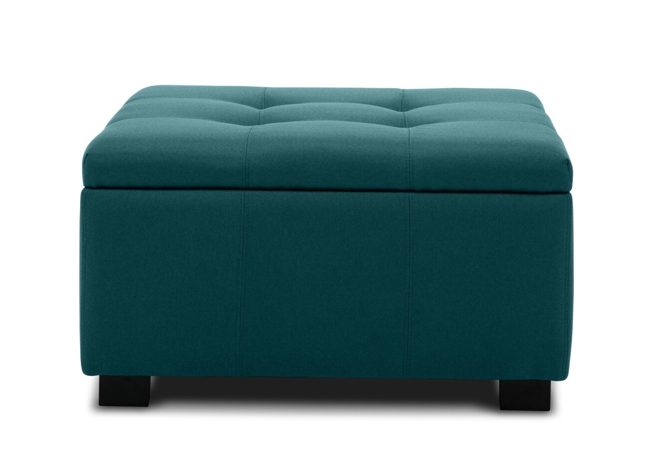 Pleasing Lowrey Upholstered Tufted Storage Ottoman Gmtry Best Dining Table And Chair Ideas Images Gmtryco
