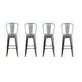 Labrie Counter & Bar Stool (Set of 4) by Williston Forge