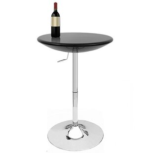 Alpha Adjustable Height Pub Table by Vandue Corporation 2019 Coupon