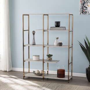 Chess Etagere Bookcase by Mercer41 2019 Coupon