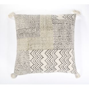 Emerie Decorative Cotton Throw Pillow