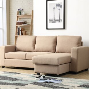 Mercury Row Cleland Heights Sectional wit..