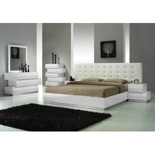 Craft 5 Pieces Bedroom Set