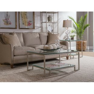 Artistica Home Bonaire 2 Piece Coffee Table Set