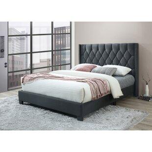 Hinde Queen Standard Bed by Red Barrel Studio