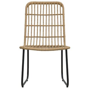 Dahlke Garden Chair (Set Of 2) By Bay Isle Home