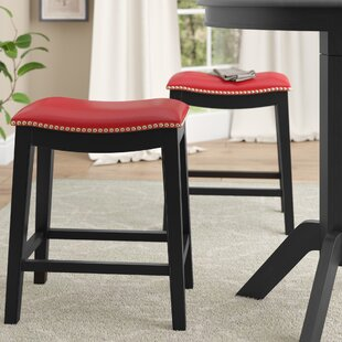 Bagshaw 24 Bar Stool (Set of 2) by Winston Porter