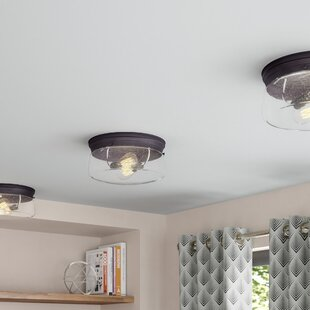 Mercury Glass Ceiling Light Wayfair