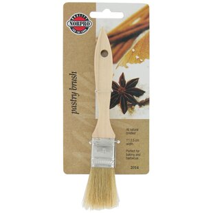 Reviews 1 Pastry Brush By Norpro