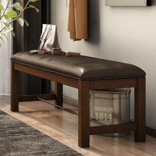 Alegre Wood Bench by Trent Austin Design