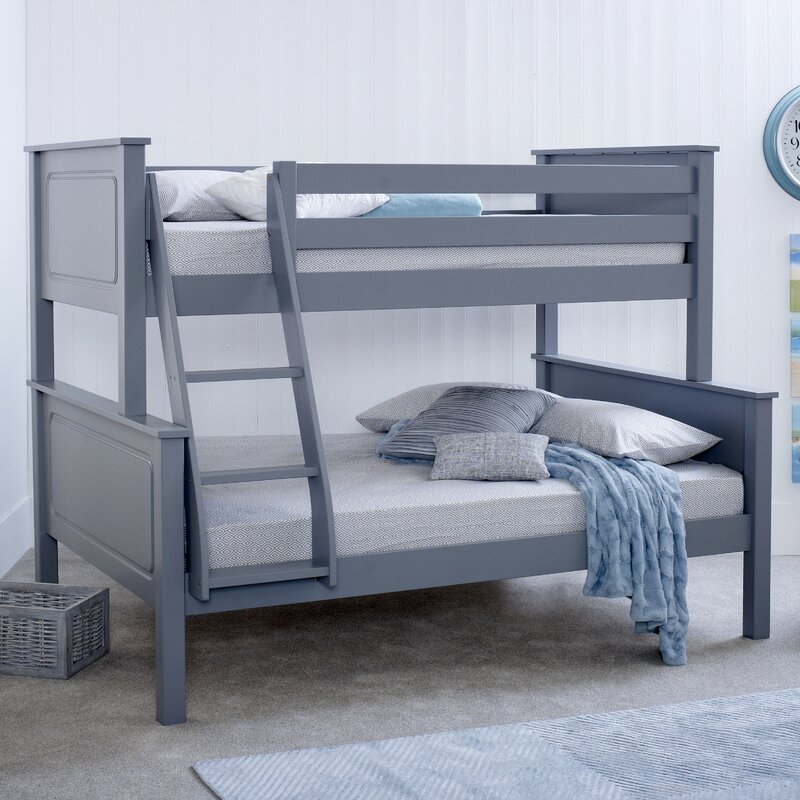 Bilton Triple Sleeper Bunk Bed With Mattress