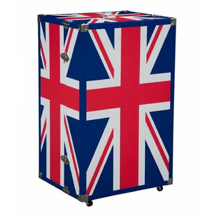 Sitton Union Jack 5 Drawer Chest By Brayden Studio