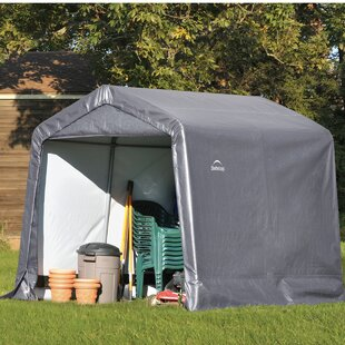 8 Ft. W x 8 Ft. D Metal Pop-Up Canopy by ShelterLogic