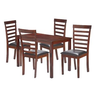 Gift Mark 5 Piece Dining Set