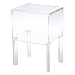 Ghost Nightstand by Kartell