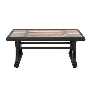 Kohn Aluminum Coffee Table